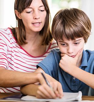 Família e escola junto contra os transtornos de aprendizagem