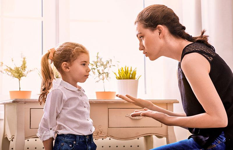 A difícil arte de dizer não aos filhos