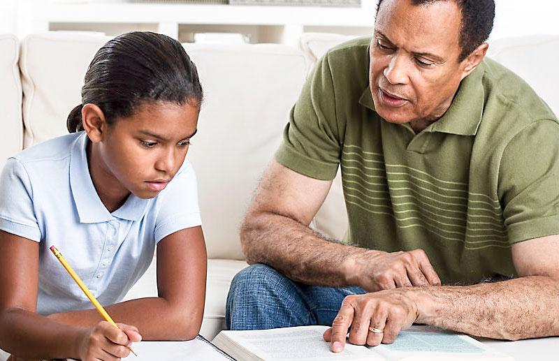 Seu filho não é seu aluno